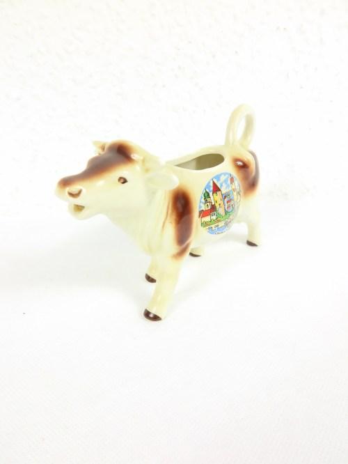 Bild 2 von 60er Milchkännchen Kuh
