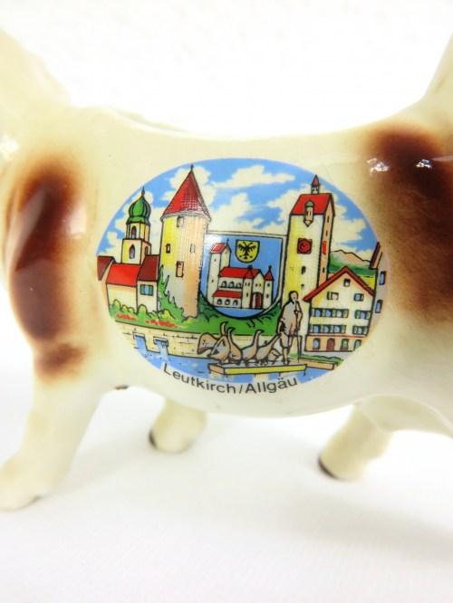 Bild 4 von 60er Milchkännchen Kuh