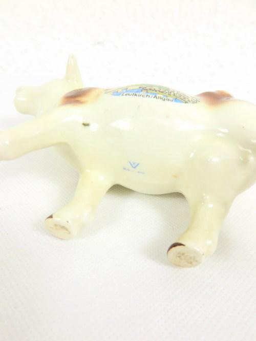 Bild 6 von 60er Milchkännchen Kuh