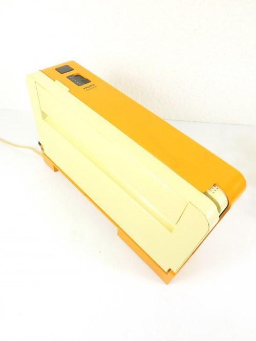 Bild 2 von 70er Brotschneide-maschine Orange Variotronik
