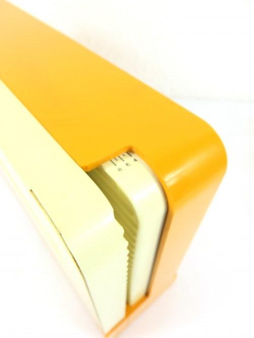 Bild 3 von 70er Brotschneide-maschine Orange Variotronik