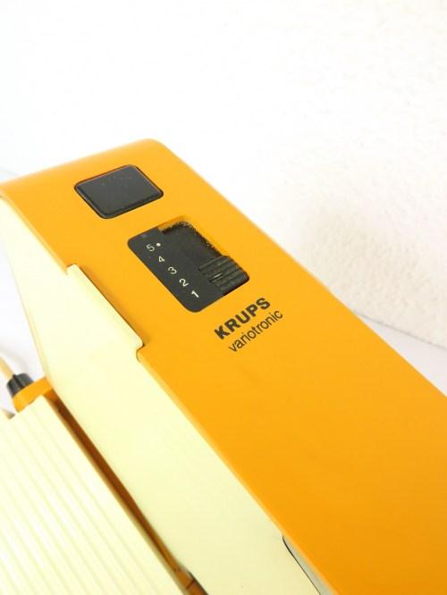 Bild 4 von 70er Brotschneide-maschine Orange Variotronik