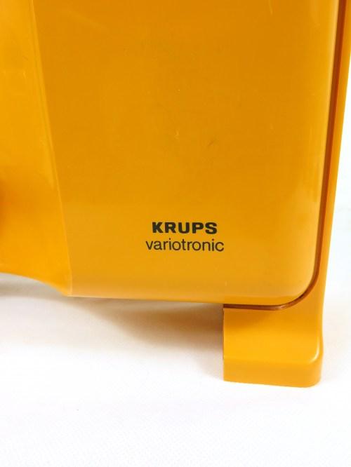 Bild 7 von 70er Brotschneide-maschine Orange Variotronik
