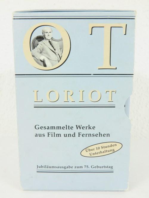 Bild 3 von 1998 Loriot VHS Videocassetten