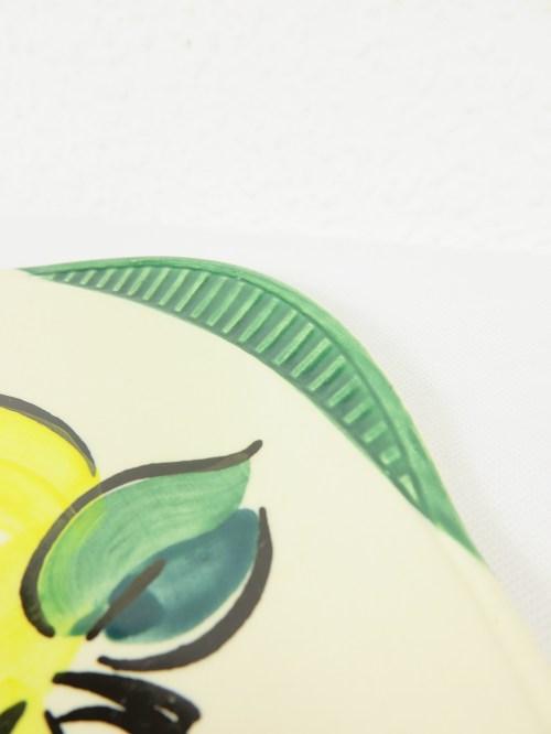 Bild 3 von 70er Kuchenplatte, Handgemahlt