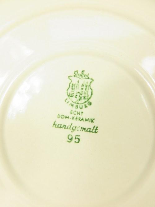 Bild 5 von 70er Kuchenplatte, Handgemahlt