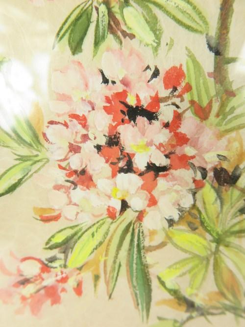 Bild 2 von 50er Bild auf Seidenpapier
