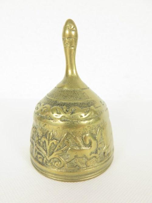 Bild 1 von 70er Messing Glocke