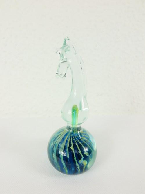 Bild 5 von  Murano Glas Schachfigur Springer