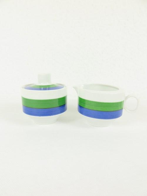 Bild 2 von 70er Sahnekännchen + Zuckerdose