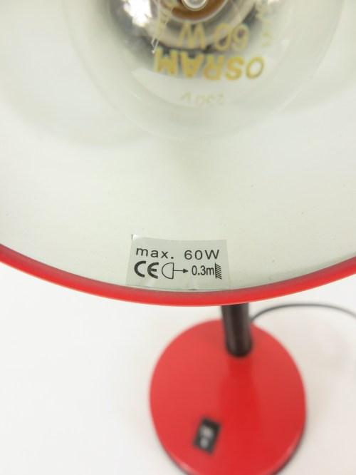 Bild 4 von 80er Tischlampe