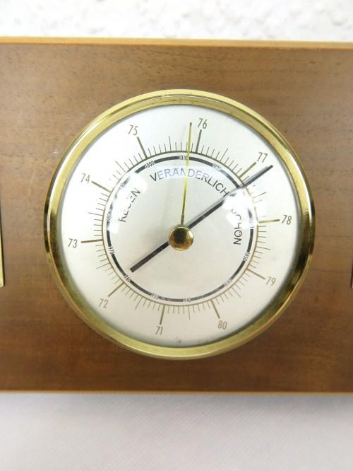 Bild 4 von 60er Barometer Wetterstation