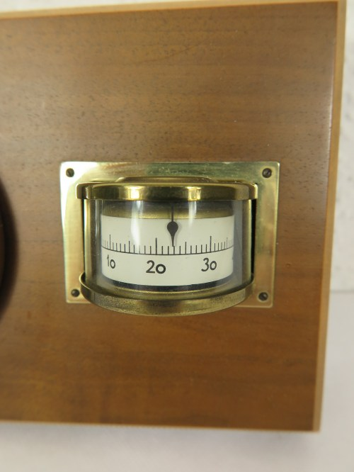 Bild 5 von 60er Barometer Wetterstation