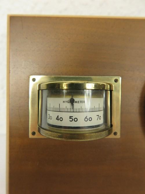 Bild 6 von 60er Barometer Wetterstation