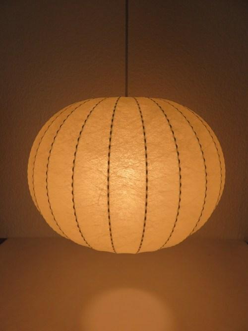 Bild 6 von 60er Cocoon Deckenlampe