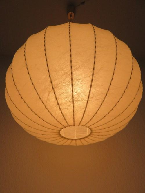Bild 7 von 60er Cocoon Deckenlampe