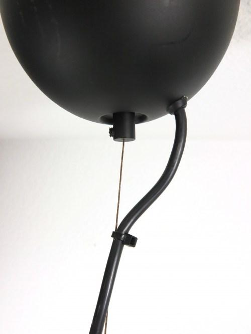 Bild 5 von 70er Lampe im Guzzinistil