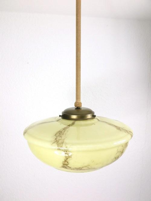 Bild 1 von 20er Jugendstil Lampe