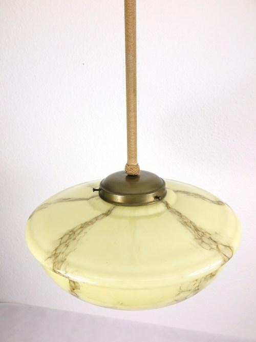 Bild 2 von 20er Jugendstil Lampe