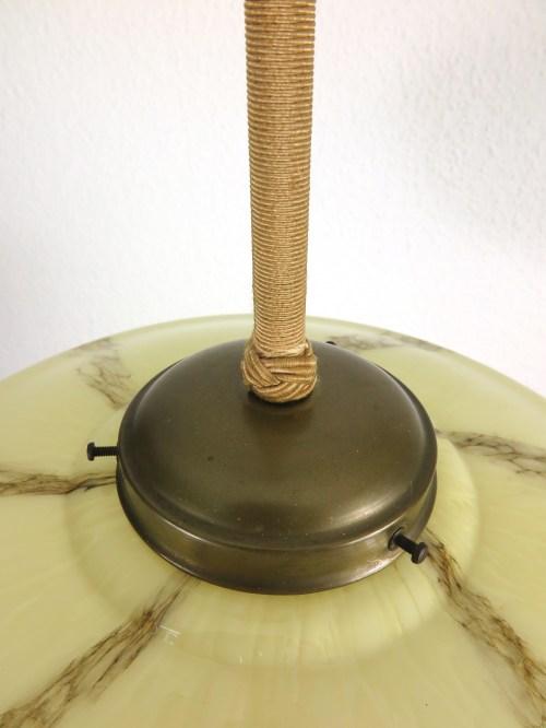 Bild 3 von 20er Jugendstil Lampe