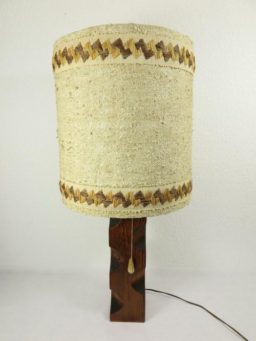 Bild 1 von 70er Tischlampe