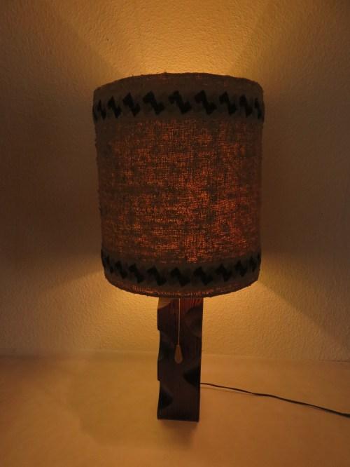 Bild 7 von 70er Tischlampe