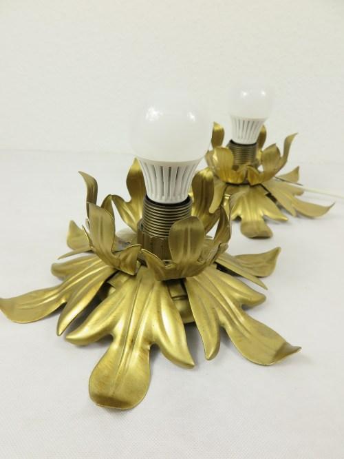 Bild 2 von 70er Wandlampen