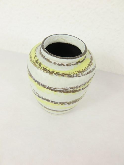 Bild 2 von 50er Vase Ilkra Handbemahlt