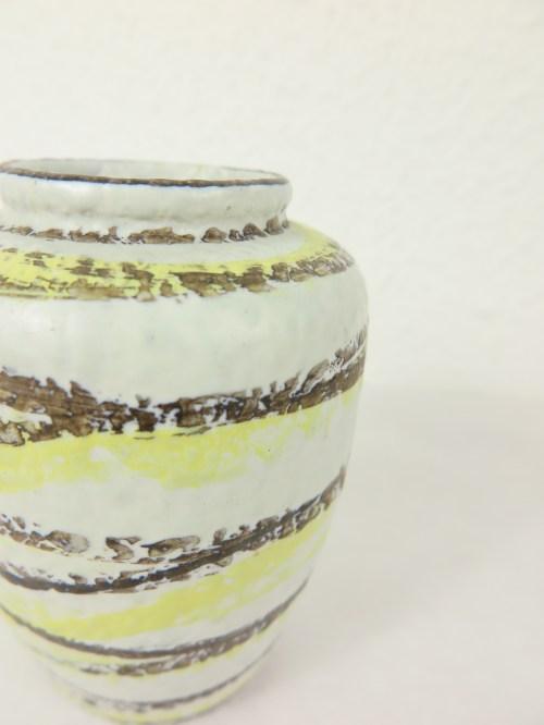 Bild 4 von 50er Vase Ilkra Handbemahlt