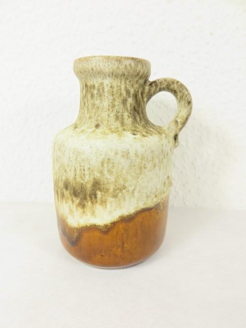 Bild 1 von 60er Vase mit Henkel