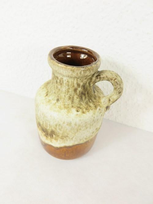Bild 2 von 60er Vase mit Henkel