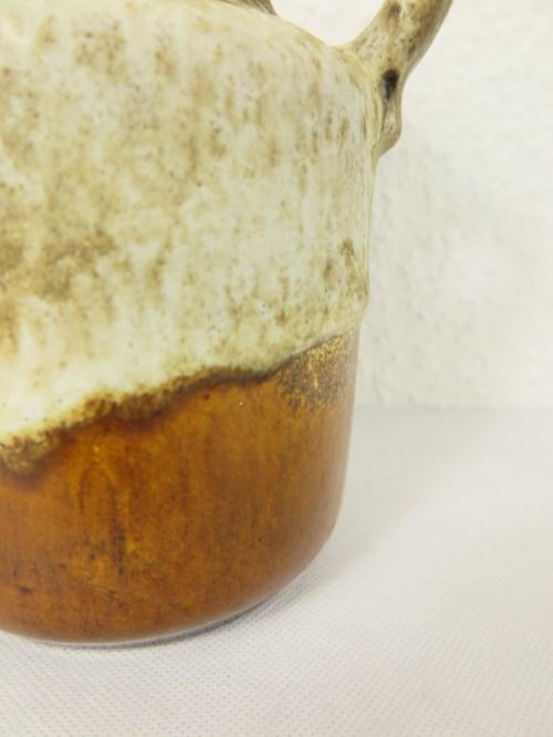 Bild 4 von 60er Vase mit Henkel