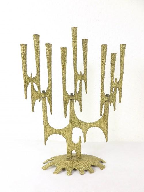 Bild 1 von 70er Kandelaber Made in Israel