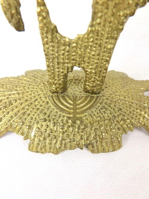 Bild 4 von 70er Kandelaber Made in Israel