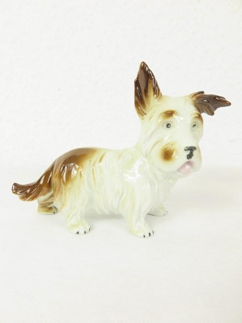 Bild 1 von 70er Rasselhund Porzelan