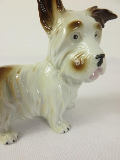 Bild 4 von 70er Rasselhund Porzelan