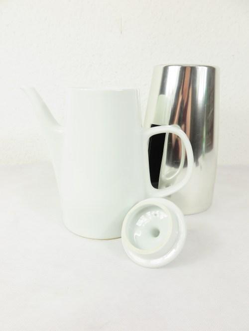 Bild 3 von 60er Kaffekanne Mellitta mit Wärmehaube