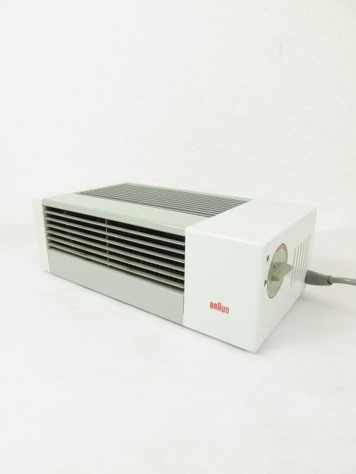 Bild 1 von 80er Mini Heizlufter Braun