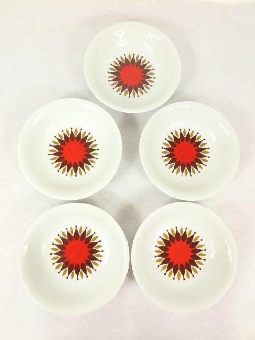 Bild 1 von 70er Dessertschälchen