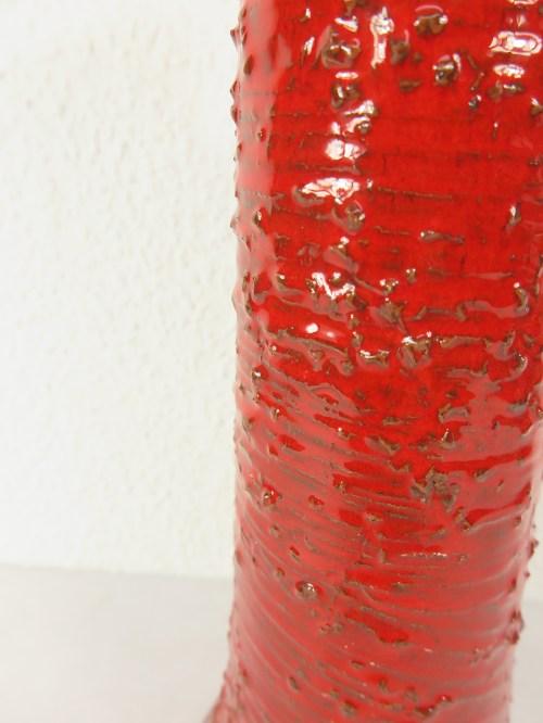 Bild 3 von 70er Künstler Vase mit Henkel