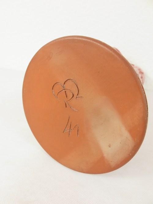 Bild 4 von 70er Künstler Vase mit Henkel