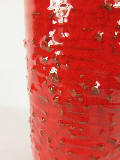 Bild 3 von 70er Vase Ton-Keramik