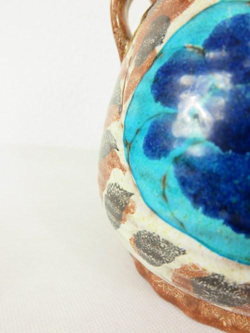 Bild 3 von 70er Vase mit Hänkel