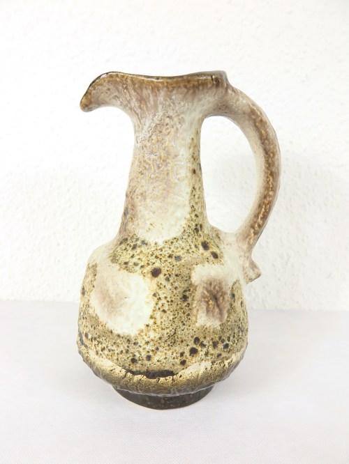 Bild 1 von 70er Vase mit Henkel