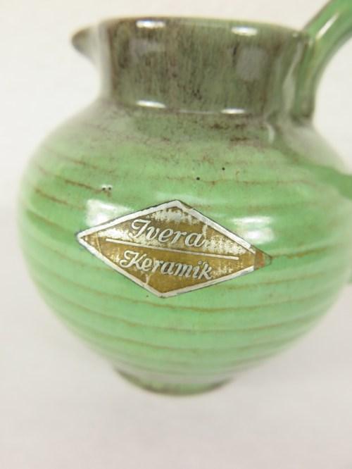 Bild 3 von 60er Milchkännchen Ivera Keramik