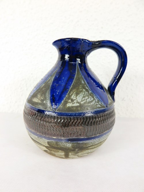 Bild 1 von 70er Vase / Krug / Bembel Steinzeug