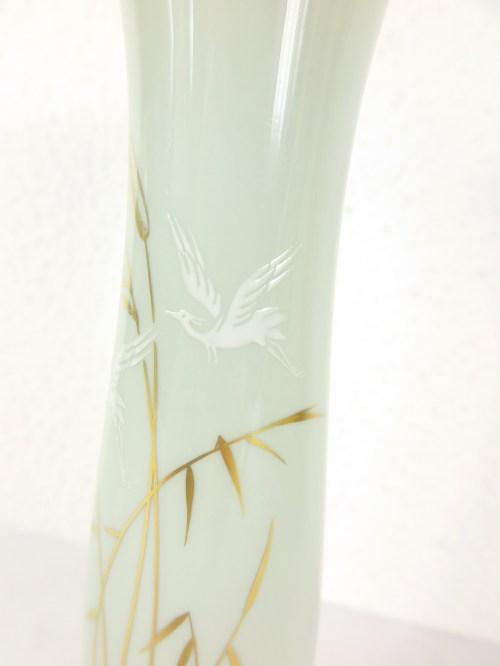 Bild 3 von 50er Vase Kranich