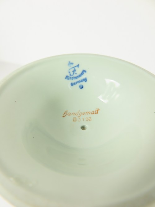 Bild 4 von 50er Vase Kranich