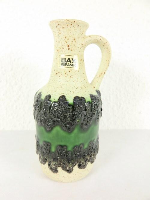 Bild 1 von 70er Vase mit Henkel Bay