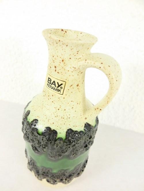 Bild 2 von 70er Vase mit Henkel Bay